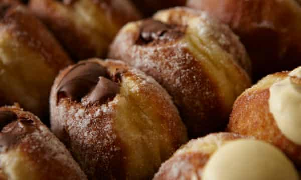 St John's doughnuts