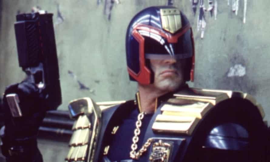 Stallone Judge Dredd