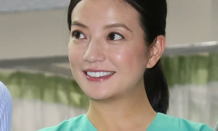 Zhao Wei is one of China's most famous actors.
