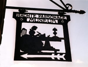 Bronte Parsonage Museum in Haworth.