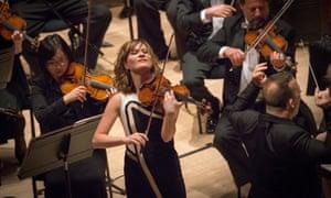 Lisa Batiashvili and the Philadelphia Orchestra