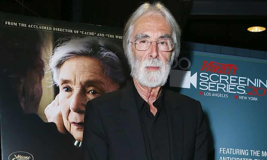 Reason unknown: Michael Haneke refuses to address why he's dropped the previously announced Flashmob.
