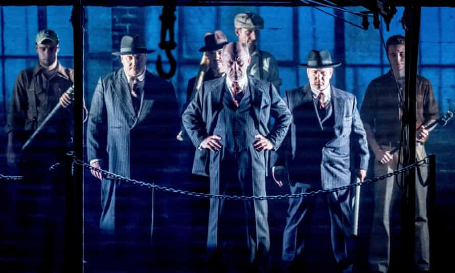A revelation … The Hook at the Royal & Derngate.