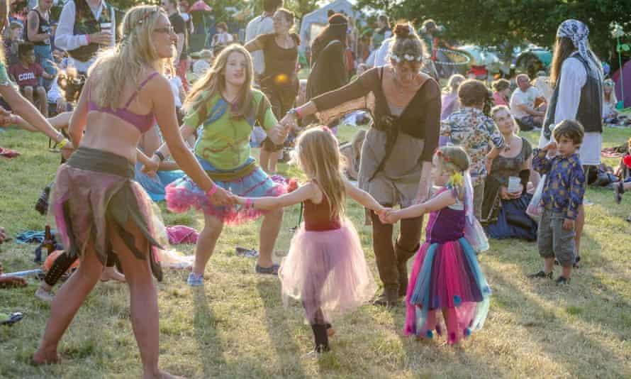 The Three Wishes Faery festival.