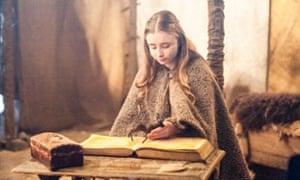 Oh, deer…Kerry Ingram as Shireen Baratheon.