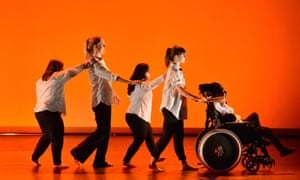 Oak Field School perform at the U.Dance festival 2014.