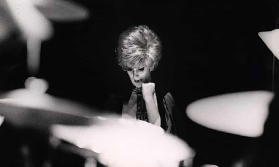 Dusty Springfield, who is said to have experienced bipolar disorder