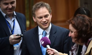 Former Conservative Party co-chairman Grant Shapps