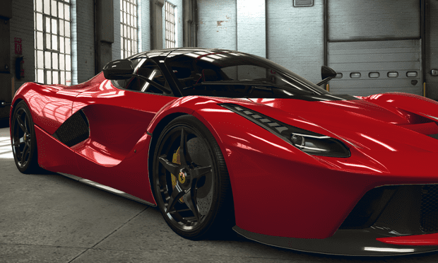 CSR2 players will be able to leap behind the wheel of a LaFerrari.