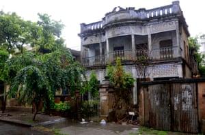 House on Hindustan Park.