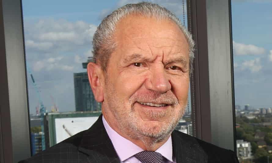 Lord Sugar: poised for an Apprentice USA takeover bid?