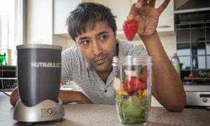 Rhik Samadder tests the Nutribullet