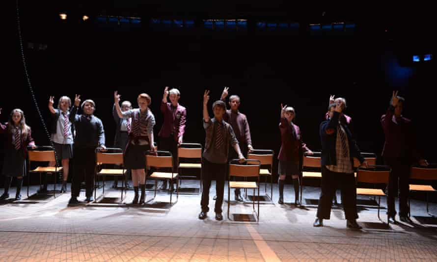 Derby theatre's production of Kes