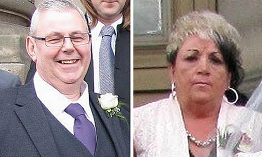 Christopher and Sharon Bell, who died in the Tunisia beach massacre.
