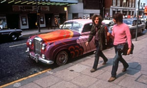 Kings Road in Chelsea, London, was at the centre of street fashion in 1965 when this shot was taken.