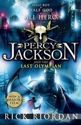 Percy Jackson and the Last Olympian by Rick Riordan – review