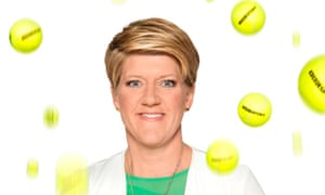 Clare Balding: faced criticism this year over the BBC's Wimbledon 2Day..