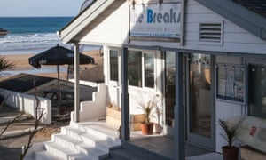 The Breaks Bar and Kitchen, Newquay