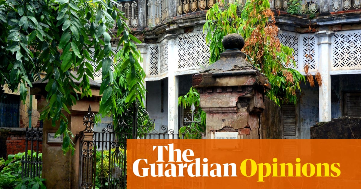 Calcutta S Architecture Is Unique Its Destruction Is A Disaster For