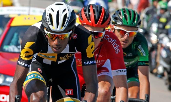 Daniel Teklehaimanot   I m proud to be an Eritrean riding the Tour de France    4e187e8b6