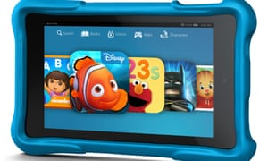 Amazon Fire HD Kids Edition tablet - review | Technology | The Guardian