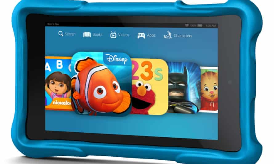 Amazon's Fire HD Kids Edition includes a subscription for apps, ebooks and videos.