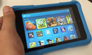 The Fire HD Kids Edition comes with a catalogue of content for children.