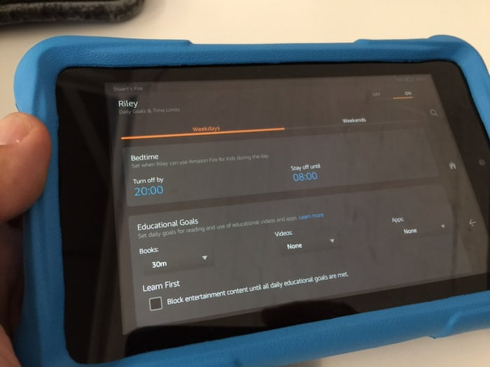 Amazon Fire HD Kids Edition tablet - review | Technology