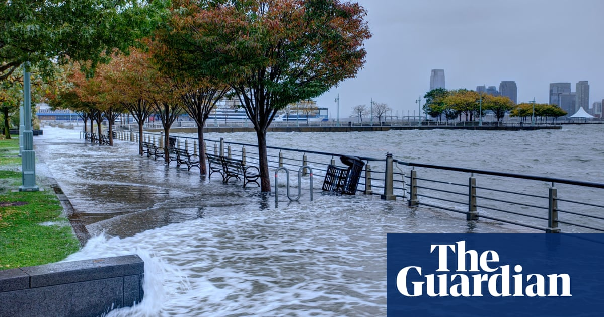 Scientists Predict Huge Sea Level Rise Even If We Limit Climate
