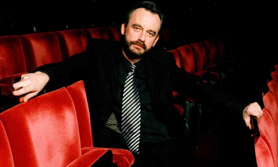 John Berry, who has led English National Opera since 2005.