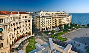 A taste of Greece in Thessaloniki: the city's mayor on the