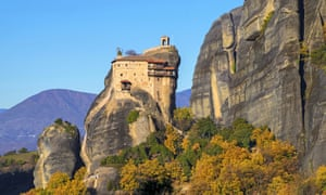 Saint Nicholas  Anapafsas monastery