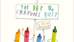 Crayons cover