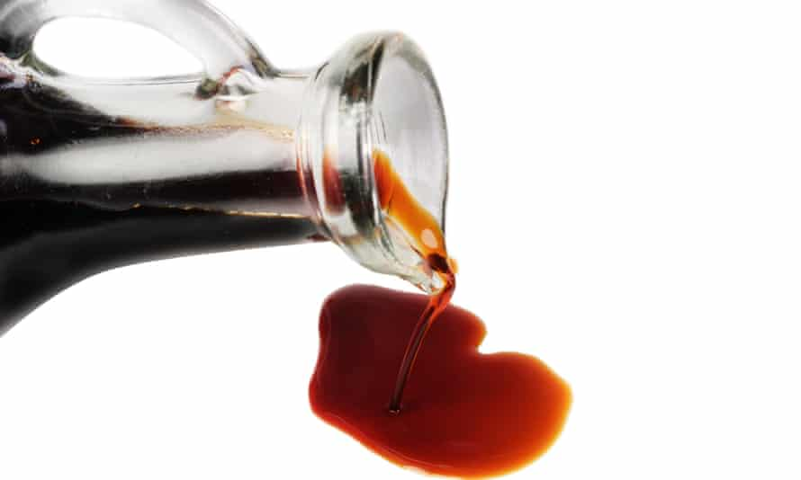 What would Asian food be without soy sauce, the result of a glorious process?