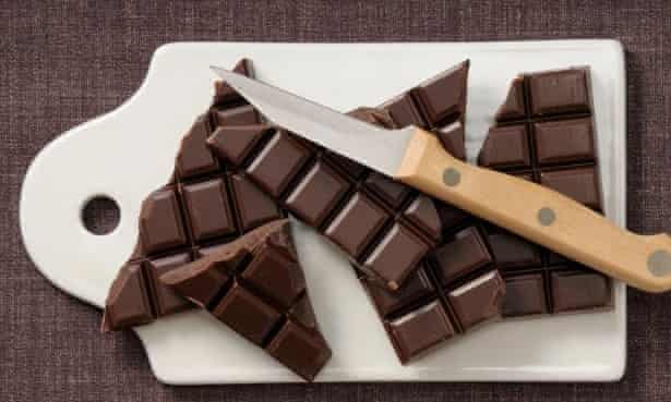 Milk chocolate may be the most popular choice by far but dark chocolate is increasing in popularity.