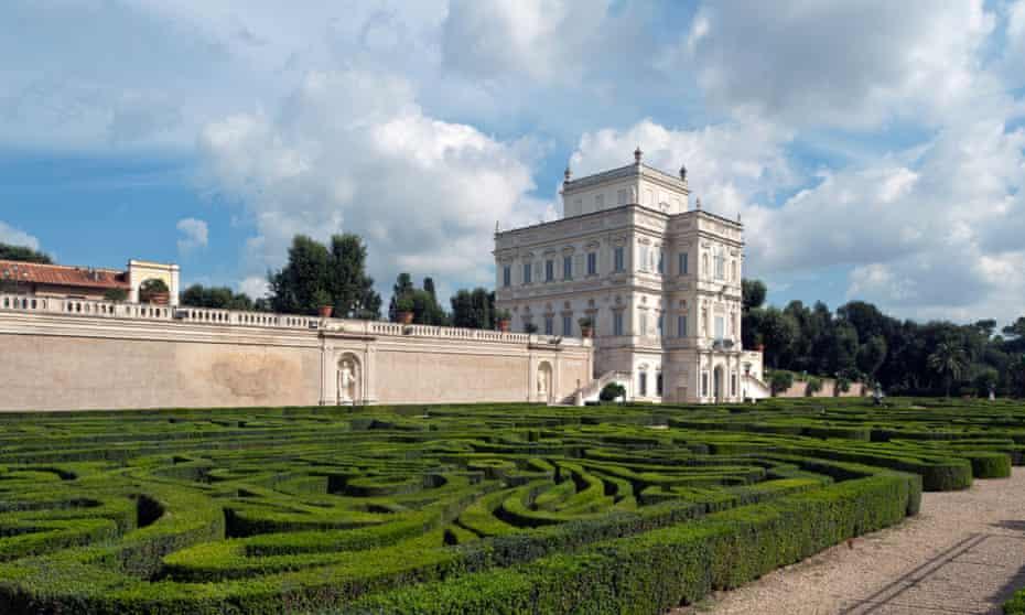 Villa Doria Pamphili, Rome