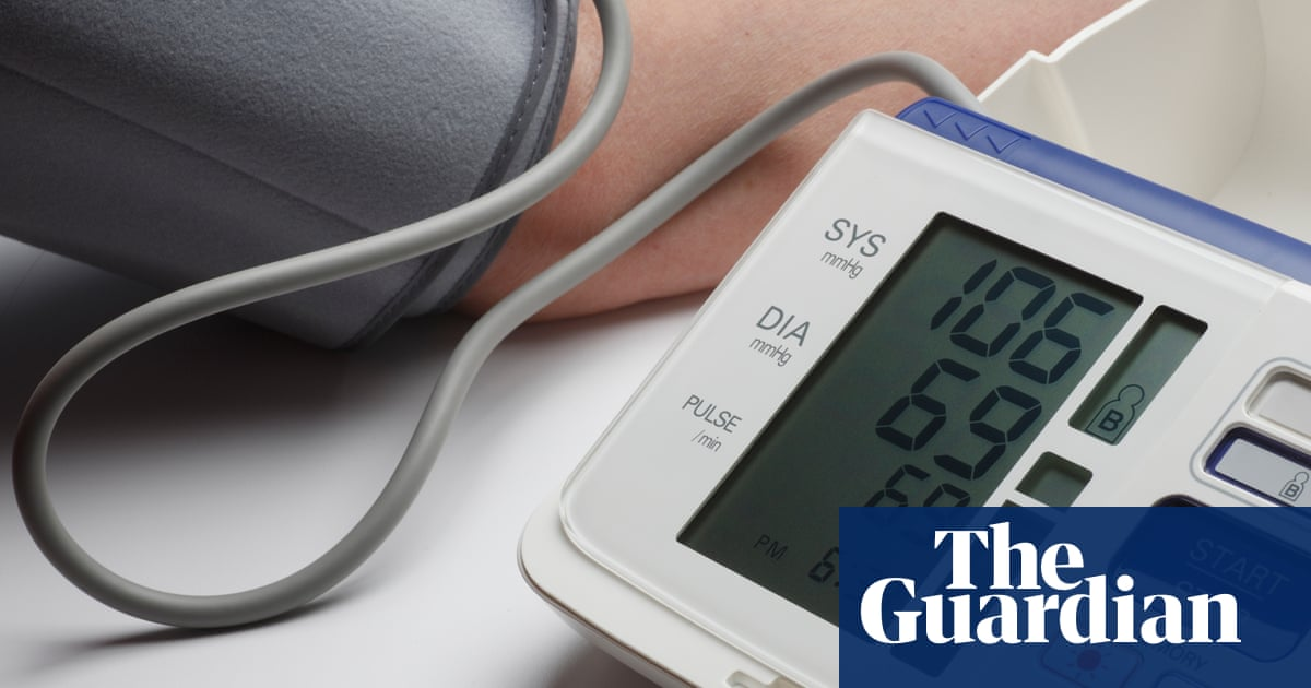 why worry about high blood pressure