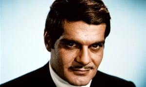 Omar Sharif in 1968, around the time he shot Funny Girl.