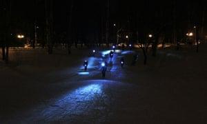 Pin-Mix夜间骑行