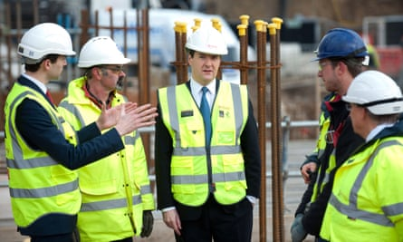 Osborne's plans 'risk ushering in a new generation of poorly planned and hastily built housing'.