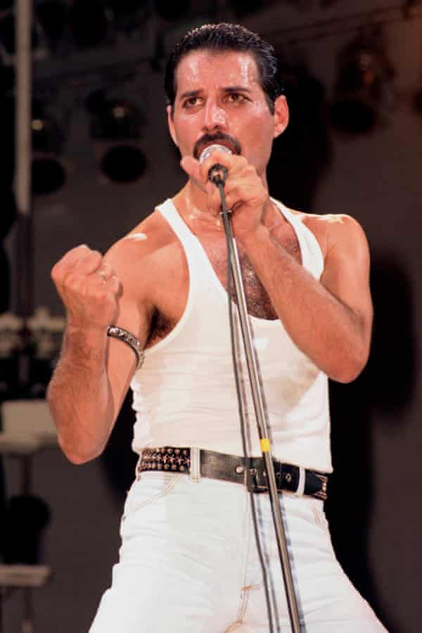 Judicious choice of material ensured the albums of Freddie Mercury and Queen were topsellers after Live Aid.