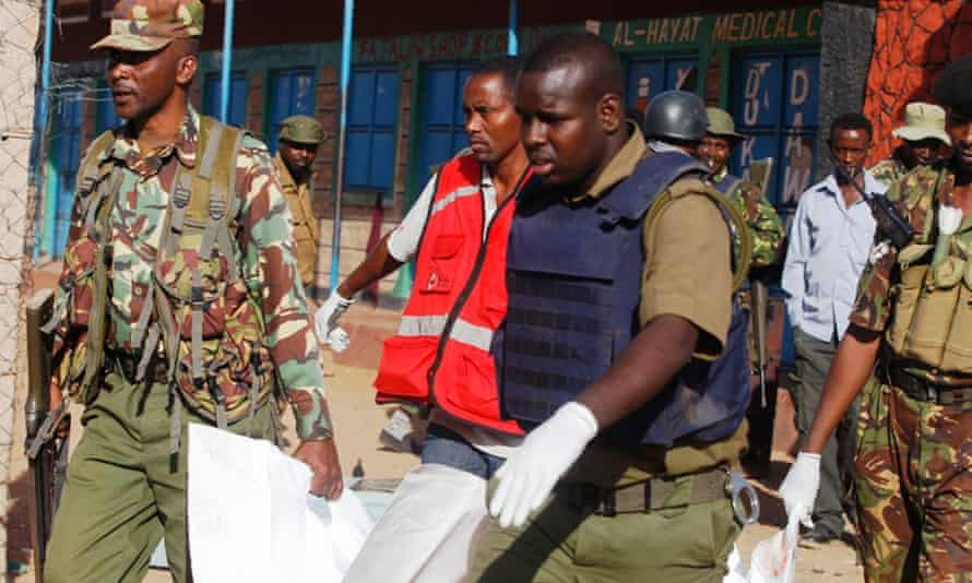 Somalia Al Shabaab attack Kenya border