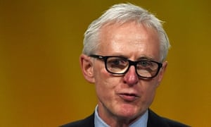 Norman Lamb: the Lib Dems should think of themselves as 'a dynamic startup with a potentially big market'.