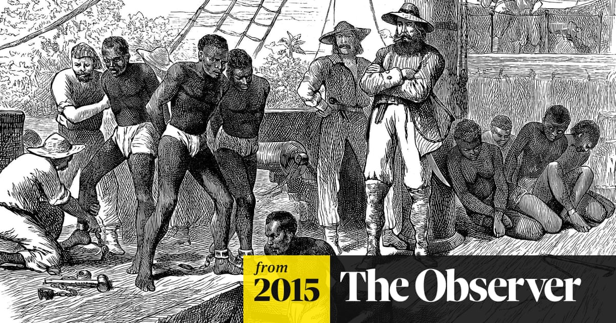 858deba2 The history of British slave ownership has been buried: now its scale can  be revealed