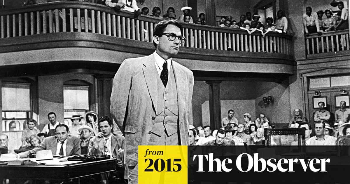 atticus finch is a racist in to kill a mockingbirds sequel  books  atticus finch is a racist in to kill a mockingbirds sequel