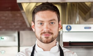 'Early morning is when we have the best mix of clientele,' says Dan Doherty, head chef at the Duck and Waffle.