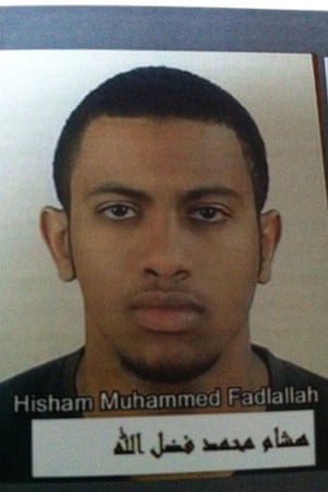 Hisham Muhammed Fadlallah, one of the nine British students believed to be in Isis-controlled territory.