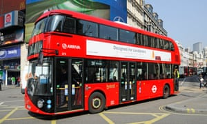 Party for public spaces: Whether it's the new or old version, the Routemaster bus is a prime example of something that people love.