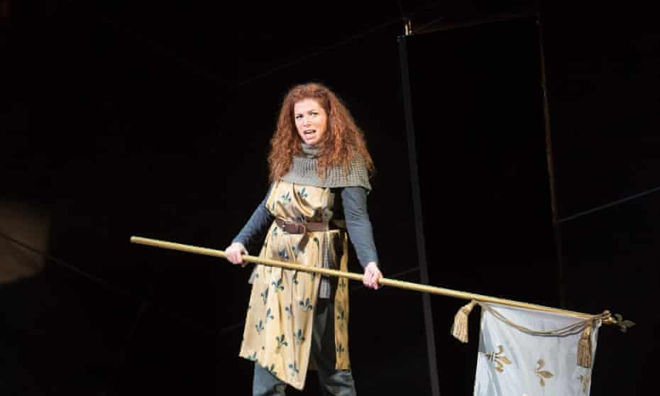Kate Ladner in the title role at Buxton.