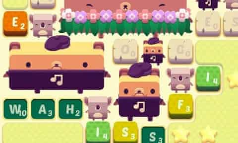 Alphabear for Android.